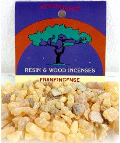 Resin & Wood Incense