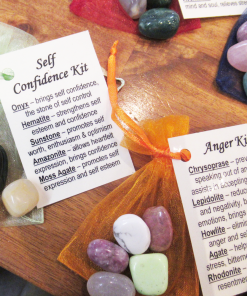 Wellbeing Crystal Kits