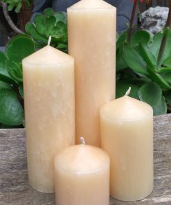 Beeswax Blend Candles