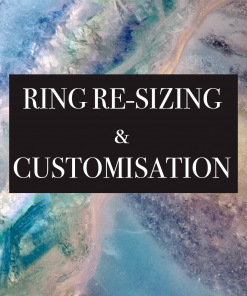 Ring Resizing & Customisation