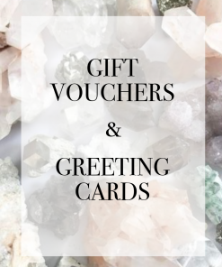 Gift vouchers and greeting cards